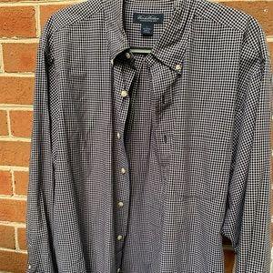 Brooks Brothers men's Burton down shirt